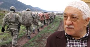 FETÖ, Zeytin Dalı Harekatı'nda, PKK'nın yanına geçti