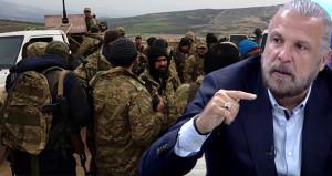 Mete Yarar'dan çarpıcı Afrin iddiası: Tıraşlı DEAŞ'lılar, PYD safında