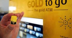 Milli ATMden sonra altın veren ATM de geliyor