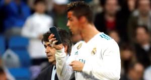 Ronaldo, yüzüne gelen tekme sonrası kanlar içinde kaldı