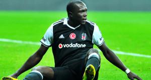 Aboubakar Beşiktaşı icraya verdi