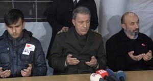 Afrin şehidinin ailesine söz verdi: Hesabını verecekler!