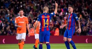 Barcelona'da Arjantinli yıldız ile yollar ayrıldı