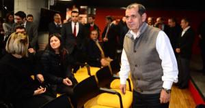 Dursun Özbek Galatasaraya veda etti: Hakkınızı helal edin