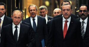Erdoğan, Rusya lideri Putin ile Afrin harekatını görüştü