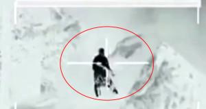 Kahraman Mehmetçik, teröristleri tek tek avladı! Nefes kesen görüntü