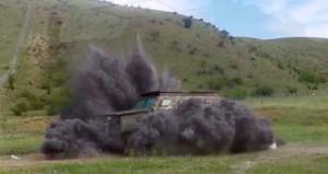 Savunmanın 'Hızır'ı patlatma testinden başarıyla geçti