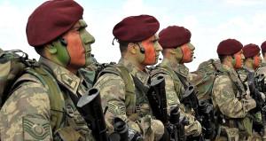 Şimdi YPG düşünsün! Bordo bereliler, sahaya iniyor