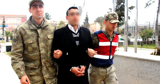 Sosyal medyadan teröristleri öven asker gözaltına alındı!