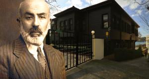 Ünlü şarkıcı, Mehmet Akif Ersoyun evini sattı