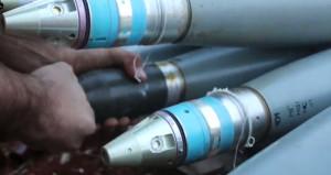 YPG'nin korkulu rüyası Grad roketlerinin görüntüsü ortaya çıktı!