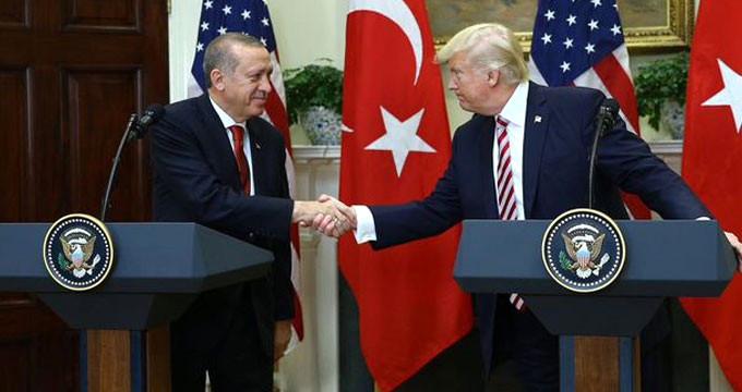 """Erdoğan """"Ben ona dönmem"""" demişti, Trump döndü! İşte görüşmenin saati"""