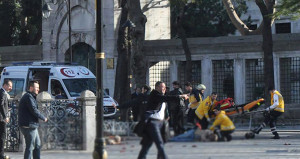 12 kişinin öldüğü Sultanahmet saldırısında, bombacılara ceza yağdı!