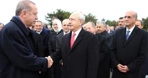 Erdoğan'dan, Kılıçdaroğlu'na 250 bin liralık tazminat davası