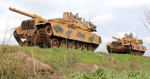 ABD'de Afrin operasyonu korkusu! Yine skandal iftiraya imza attılar