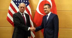Brüksel'deki kritik görüşme sonrası Pentagon'dan Türkiye'ye mesaj!