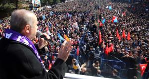 Afyonlulara seslenen Erdoğan, çok net konuştu: Zafere yaklaşıyoruz!