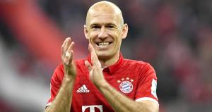 Arjen Robben Beşiktaş maçı öncesi iddialı konuştu