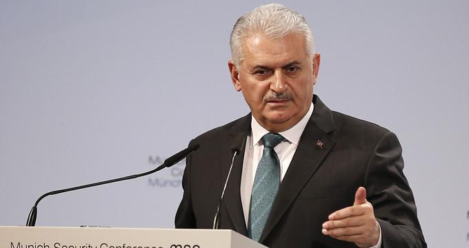 Başbakan, Almanya'dan dünyaya duyurdu: Osmanlı tokadını vurduk!