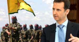 Hainlerin sözcülüğüne soyunan Esad'a sert yanıt: Yalanı kes!