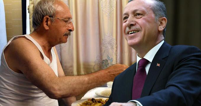 Kılıçdaroğlu'na yaptığı gönderme salondakileri kırdı geçirdi!