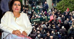 Nuray Hafiftaşın cenazesinde büyük ayıp!