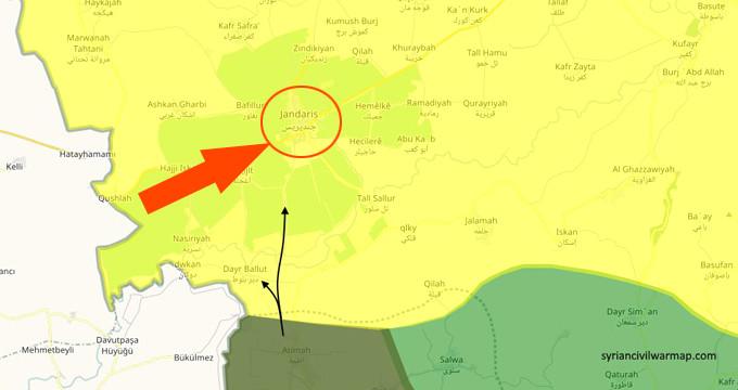 PKK, Afrin'den bile önemli gördüğü stratejik bölgeyi boşaltıyor
