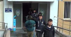 Üsküdar'da hırsız-polis kovalamacası kanlı bitti!