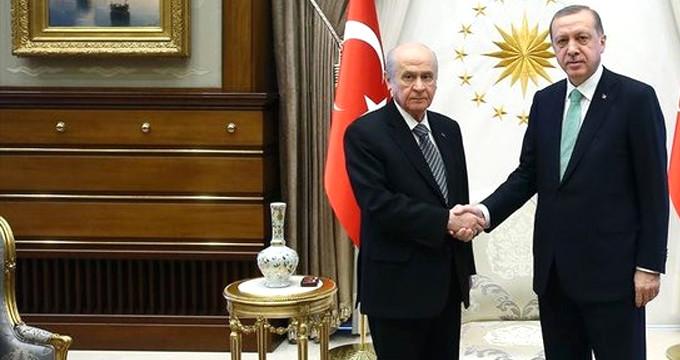 İttifakta son aşama! Erdoğan ile Bahçeli bugün görüşecek