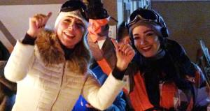 Palandökene İrandan turist yağıyor! Otellerde yer kalmadı