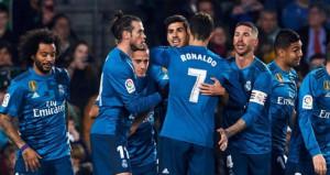 8 gollü maçta Real Madrid fark yaptı
