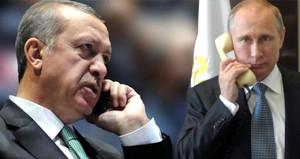 Erdoğan-Putin arasında telefon diplomasisi! İşte ele alınan iki konu