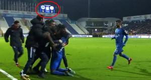 Kasımpaşa maçındaki hata kameralara yakalandı
