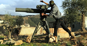 Sıcak temas yakın! ABD'nin YPG'ye verdiği ağır silahlara TOW'lu önlem