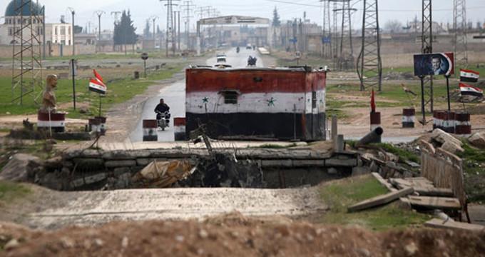 Esad'ın askerleri birkaç saat içinde Afrin'e girmeye hazırlanıyor