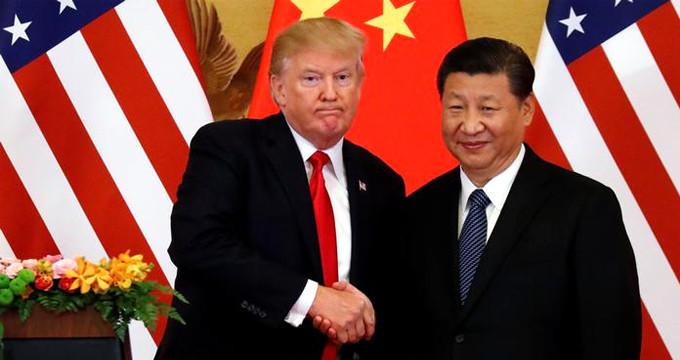 Trump'ın Çin ziyaretinde kriz! Korumalar birbirine girdi