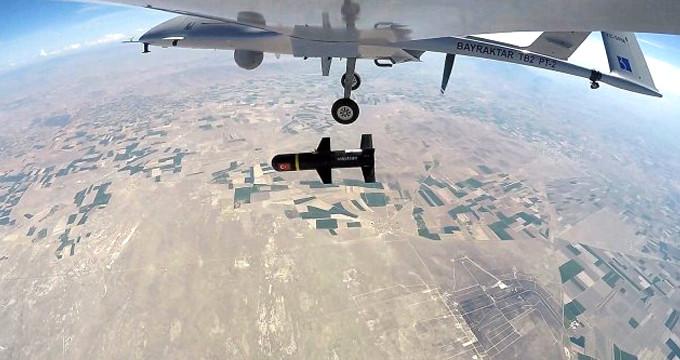 Afrin'de aynı gün şehit düşen 12 askerin intikamını SİHA almış!
