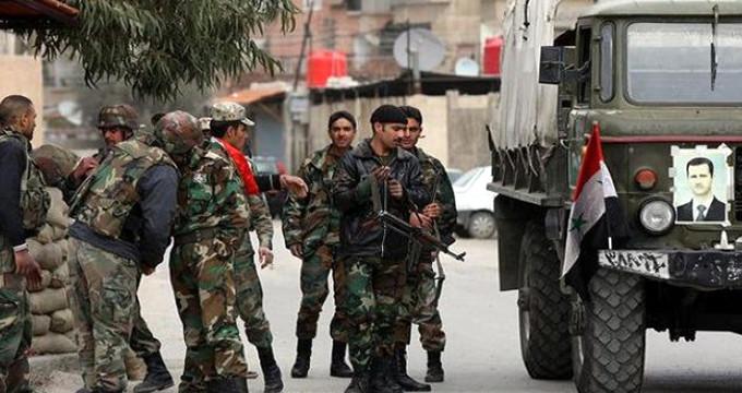 Esad güçleri Afrin'e girmeye başladı! İşte dakika dakika tüm detaylar