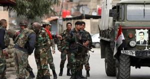 Esad güçleri Afrine girmeye başladı! İşte dakika dakika tüm detaylar