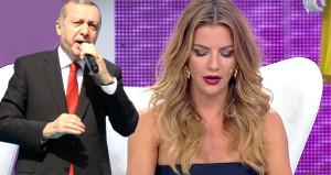 Ivana Sert, Erdoğanı dünyanın en iyisi ilan etti