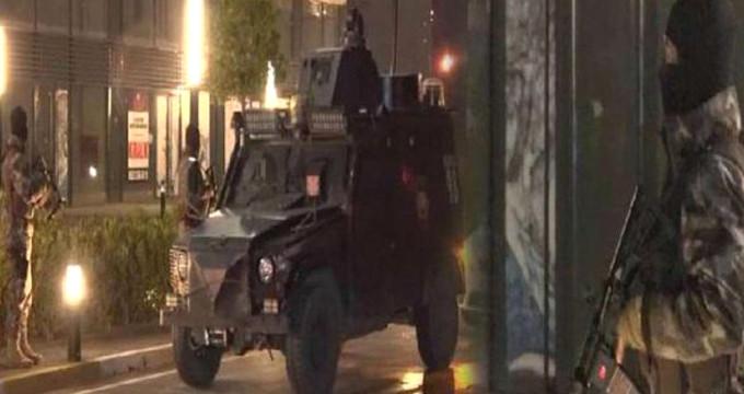 Kuyumcu soygununda silahlar konuştu! Özel harekat operasyon başlattı