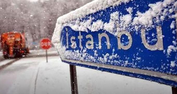 Meteoroloji tarih verdi, İstanbul'a kar geliyor