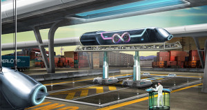 Muskın uçan treninin ilk kez kullanılacağı ülke belli oldu