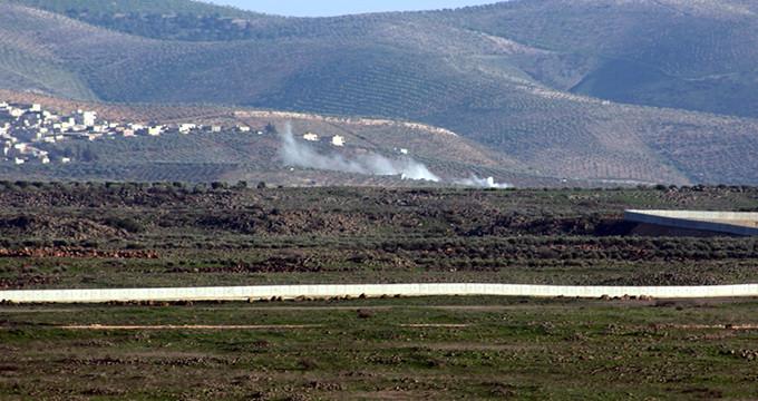 YPG'li teröristlerin Türkiye sınırı ile teması tamamen koparıldı