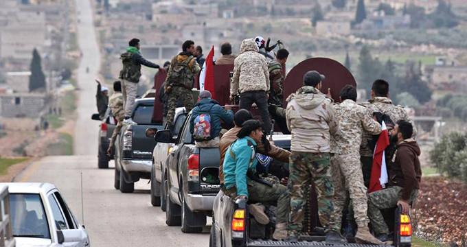 BBC: Esad rejimine bağlı güçler Afrin'e girdi!