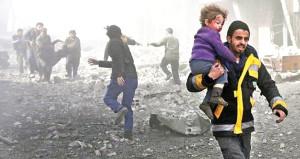 Rusya'dan BM'ye dengeleri değiştirecek Doğu Guta çağrısı