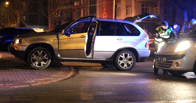 Sarhoş avukat jeep'ini bırakıp kaçtı, yakalanınca üste çıkmaya çalıştı