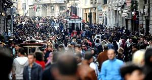 Türkiyenin 2040taki nüfus tahmini belli oldu