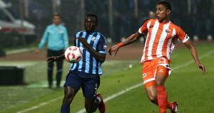 Adana derbisinde gol son dakikada geldi