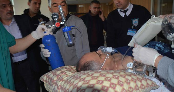 AK Parti'li ilçe belediye başkanına bıçaklı saldırı!